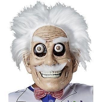 気違いの科学者のマスク