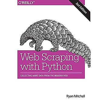 Web schrapen met Python - 2e door Ryan Mitchell - 9781491985571 boek
