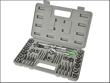 BlueSpot Tools Tap & Die Set 40 Piece