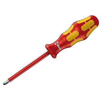 KRAFTFORM 165 VDE INSULATED SCREWDRIVER POZIDRIV PZ3 X 150MM