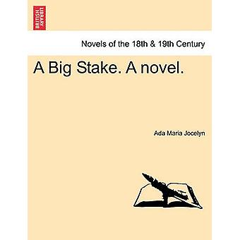 A Big Stake. a Novel. by Jocelyn & Ada Maria
