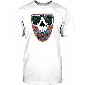 Graffiti Papermonster Cool Design dla dzieci T Shirt
