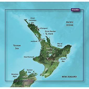 Garmin BlueChart® g2 Vision® HD - VPC416S - New Zealand North - microSD™/SD™
