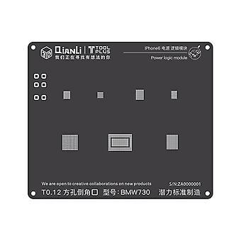 QianLi 3D BGA Stencil Power Logic Module iPhone 6 | iParts4u
