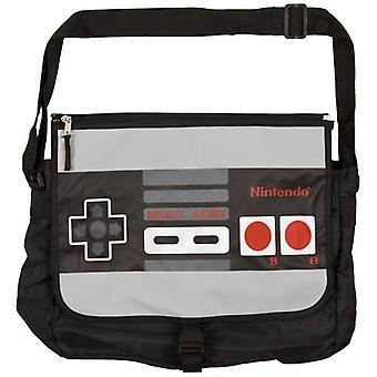 Nintendo Controller Messenger Bag