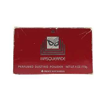 Prince Matchabelli 'Masquerade' Perfumed Dusting Powder 4oz/113g New In Box