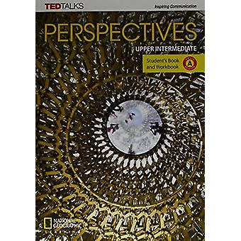 Perspectives Upper Intermediate - Student's Book and Workbook Split Ed