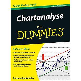 Chartanalyse Fur Dummies (2nd Revised edition) by Barbara Rockefeller