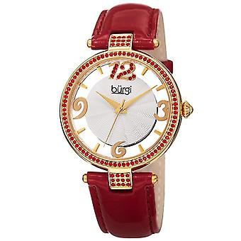 Burgi Women's Watch BUR150RD