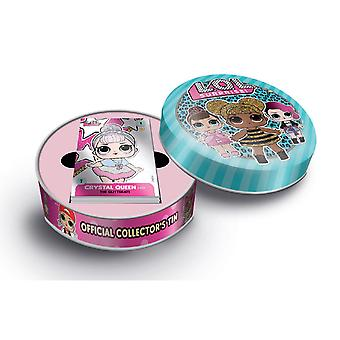 Panini L.o.l Surprise! Trading Card Collector Tin