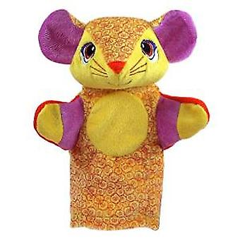 Hand Puppet - My Second - Mouse Soft Doll Plush PC009611