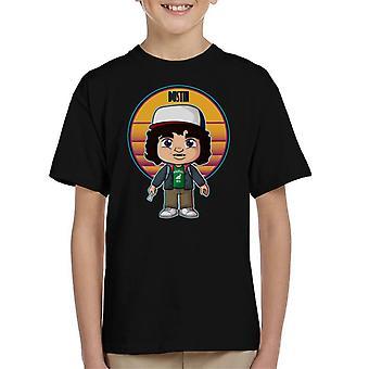 Stranger dingen schattig Dustin Kid ' s T-shirt