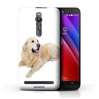 STUFF4 Case/Cover for Asus Zenfone 2 ZE550ML/Labrador/Dog Breeds