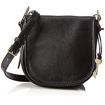 Fossil Rumi - Donna Schwarz Shoulder Bags (Black) 7x18.5x19 cm (B x H T)