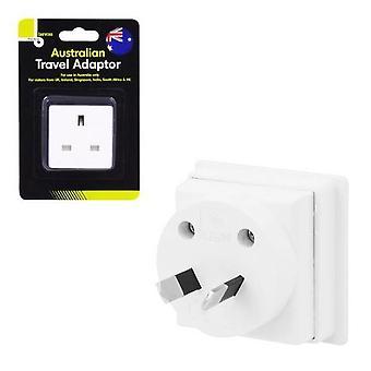 UK To Australian Power Travel Adaptor Plug Converter