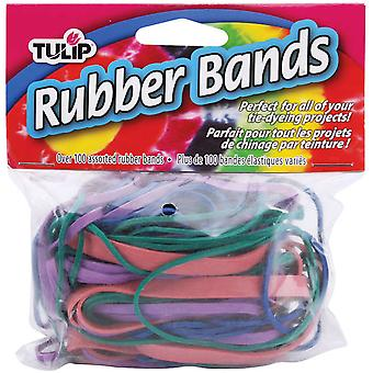 Tulip Rubber Bands 100 Pkg 27703