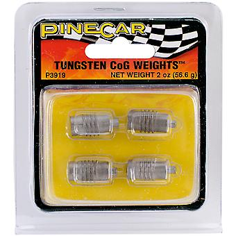 Pine Car Derby Weights 2 Ounces Tungsten Center Of Gravity P3919