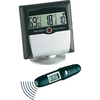 TFA Thermo-Hygrometer and Infrared Thermometer Set