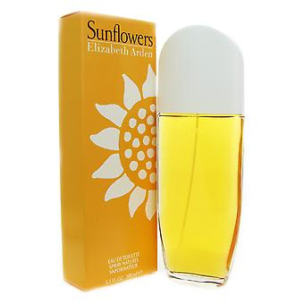Sunflowers Women by Elizabeth Arden 3.3 oz EDT Spray