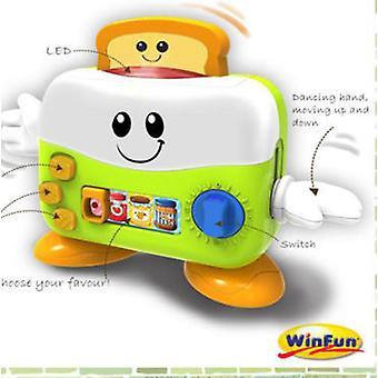 Import Mr. Toaster Saltarin (Toys , Preschool , Babies , Early Childhood Toys)