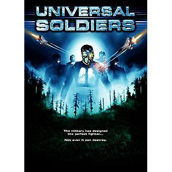 Universal Soldiers Movie Poster (11 x 17)