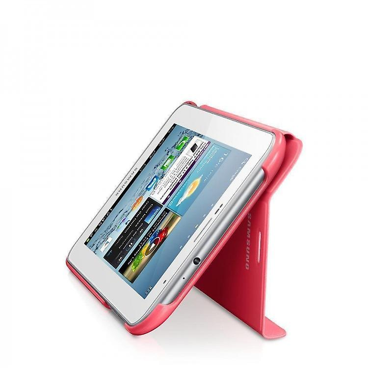 Samsung EFC-1G5SOEC Book Flip Cover Orange for Samsung Galaxy Tab 2 7.0