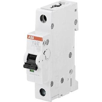 Circuit breaker 1-pin 10 A ABB 2CDS251001R0105