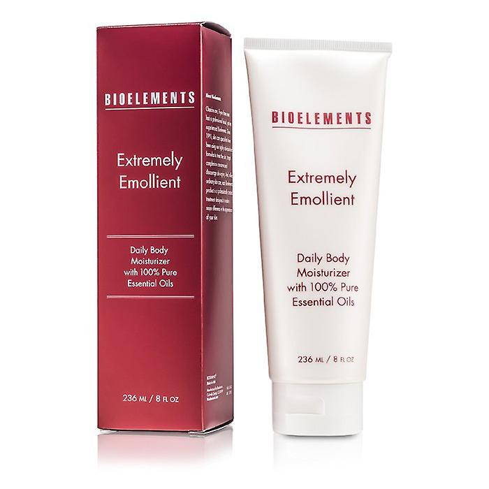 Bioelements Extremely Emollient Daily Body Moisturizer 236m/8oz