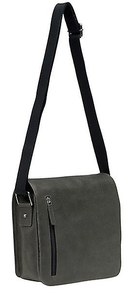 Burgmeister ladies shoulder bag T212-211 leather khaki