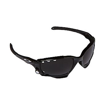 Ny søge optik gummi Kit Earsocks næse puder for Oakley RACING jakke - sort