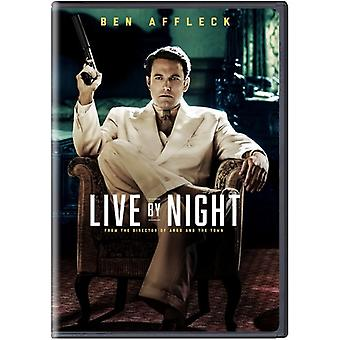 Live by Night [DVD] USA import