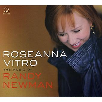 Roseanna Vitro - Music of Randy Newman [CD] USA import