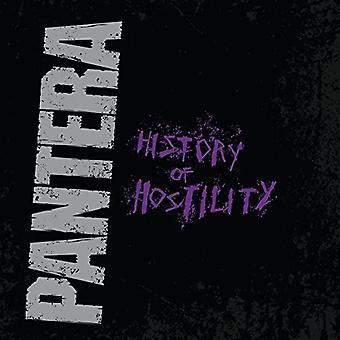 Pantera - historia av fientlighet [Vinyl] USA import