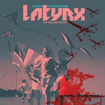 Latyrx - andet Album [CD] USA importerer