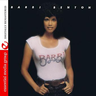 Barbi Benton - importación de USA de Barbi Benton [CD]