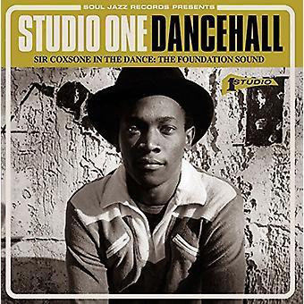 Soul Jazz Records præsenterer - Studio One Dancehall: Sir Coxsone [CD] USA import