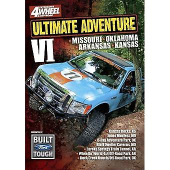 Petersens 4Wheel & Off-Road ultimative eventyr VI [DVD] USA importerer