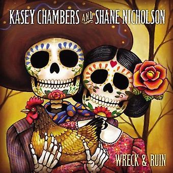 Kasey Chambers & Shane Nicholson - importación de los E.e.u.u. de la ruina y la ruina [CD]