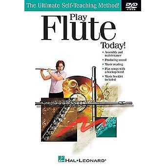 Spela flöjt idag! [DVD] USA import