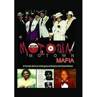 Motown Mafia [DVD] USA importerer