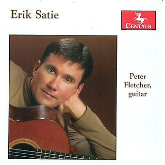 Peter Fletcher - Peter Fletcher Plays Erik Satie [CD] USA import