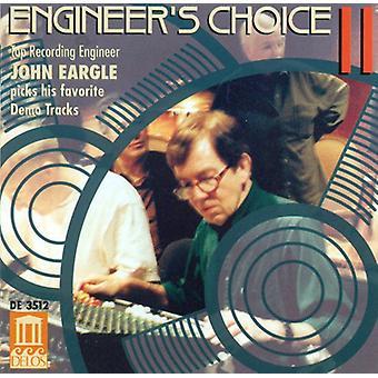 Engineer's Choice II - Engineer's Choice, Vol. 2 [CD] USA import