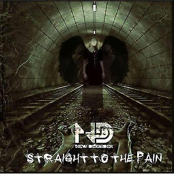 Nye lidelse - direkte til smerter [CD] USA importen