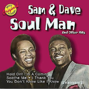 Sam & Dave - Soul Man [CD] USA import