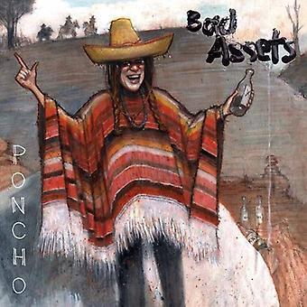 Dårlige aktiver - Poncho [CD] USA importerer