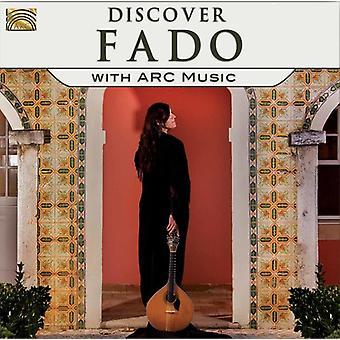 Descubre Fado con arco música - descubrir el Fado con la importación de los E.e.u.u. música de arco [CD]