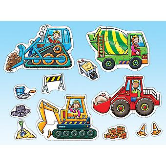 Orchard Big Wheels Puzzle
