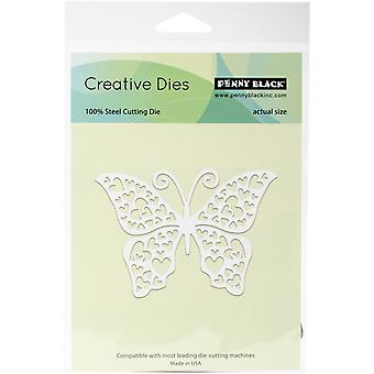 Penny Black Creative Dies-Hearts Butterfly 51297
