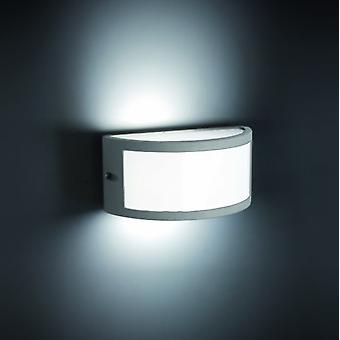 Faro Bcn Negus Grey Wall Lamp 1 X E27 60W