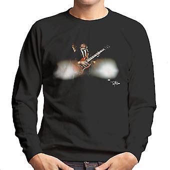 Angus Young kitara ACDC 1988 Miesten huppari